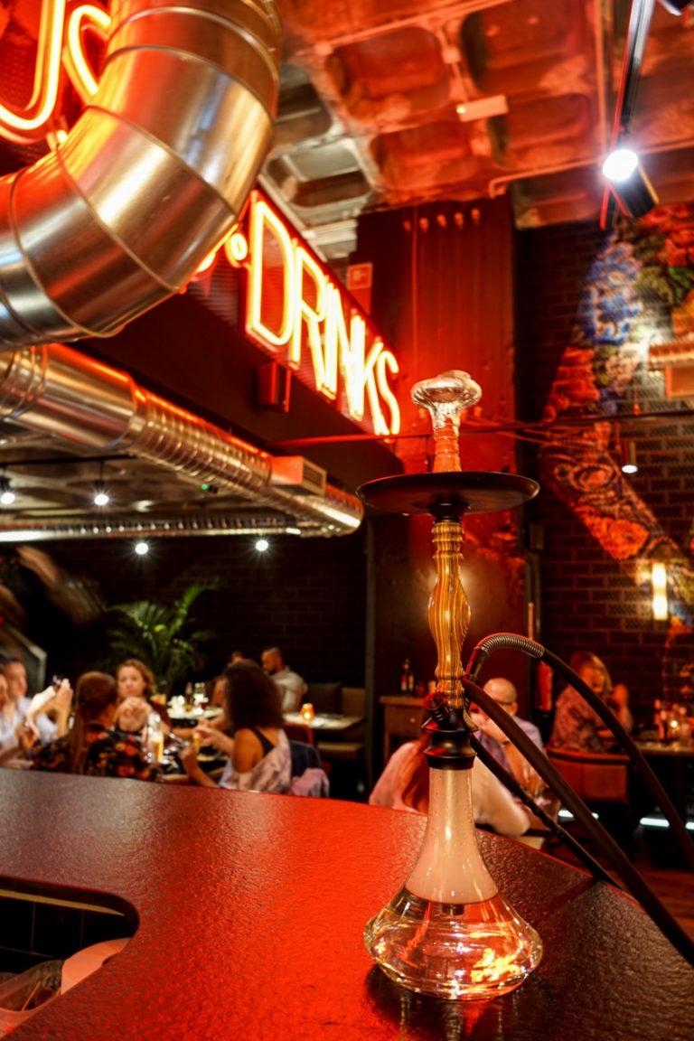 Ambiente restaurante bang cook