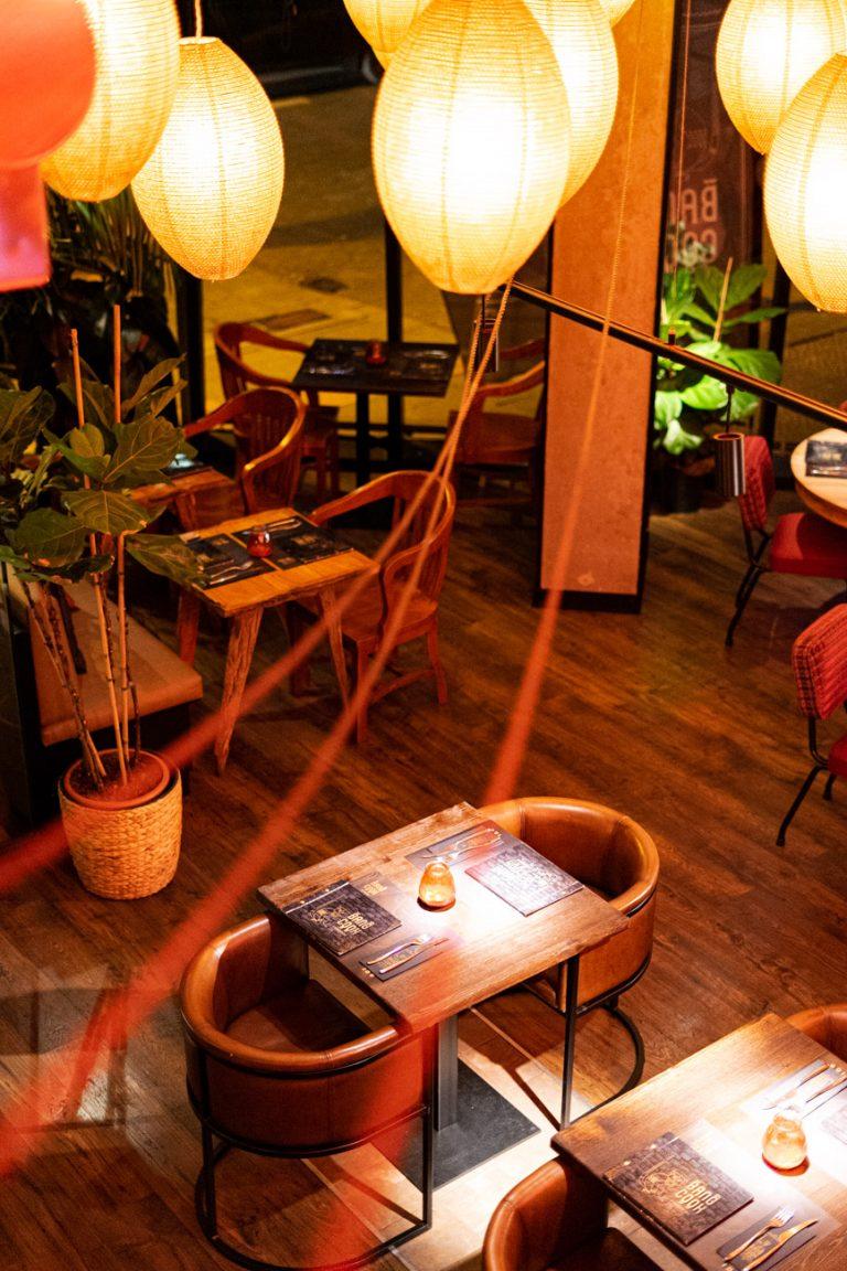 Mobiliario Restaurante Bang Cook