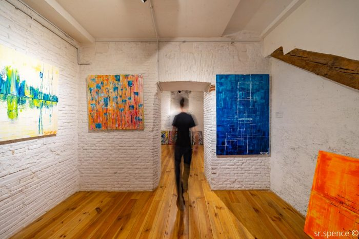 Galeria Arte Barrio de las Letras Madrid