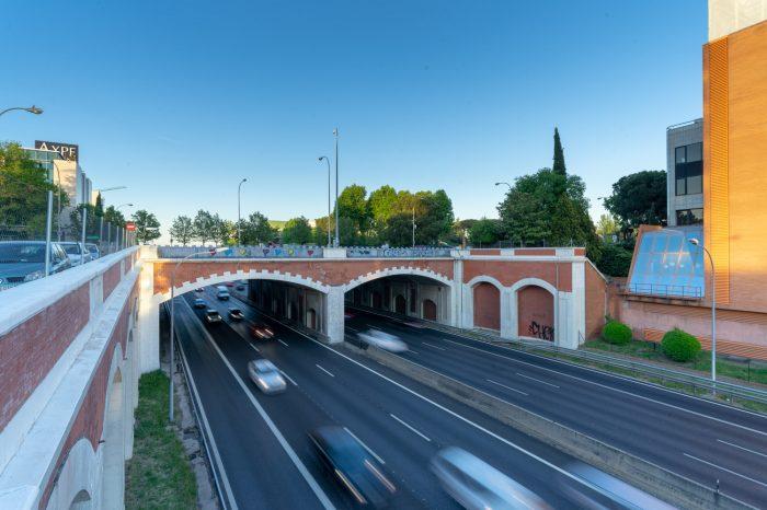 Puente de la Cea Madrid Arturo Soria A2