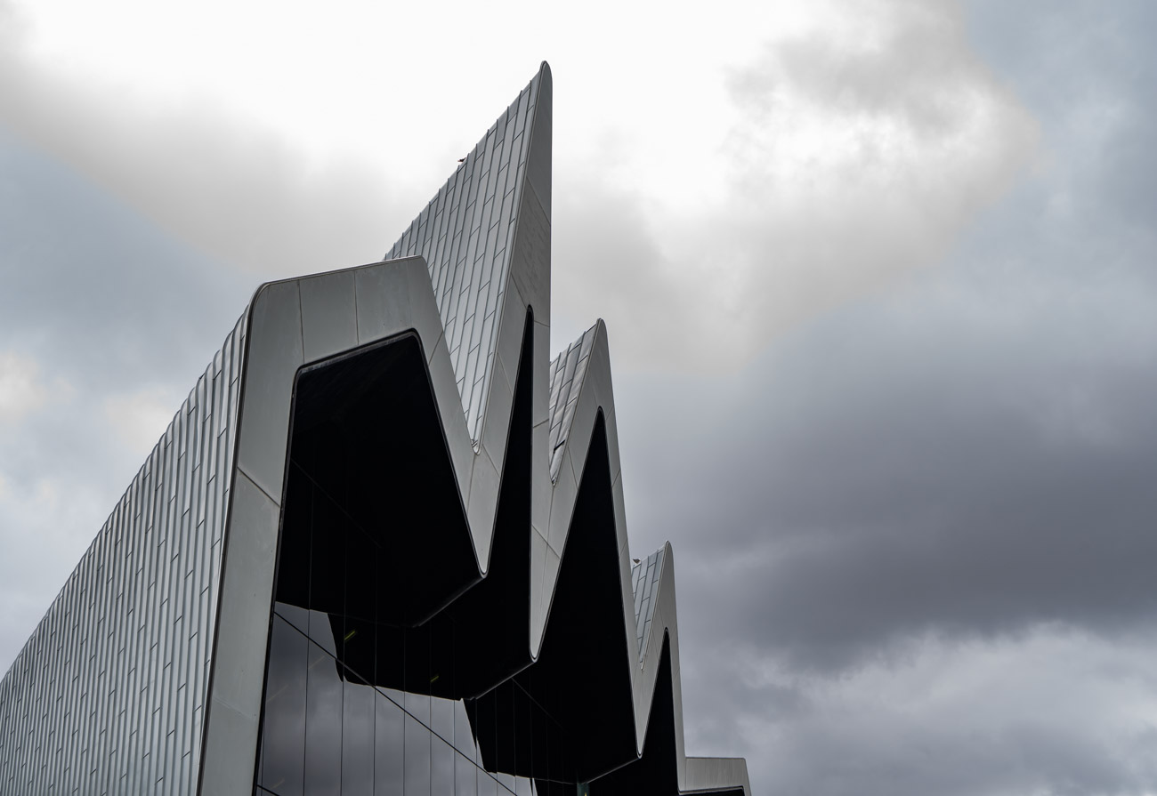 Zaha Hadid Riverside Transport Museum Glasgow