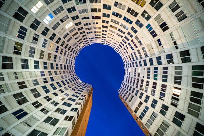 Torre San Jose Vallecas Madrid Vivienda Social arquitectos Elías Torres y Juan Antonio Martínez Lapeña