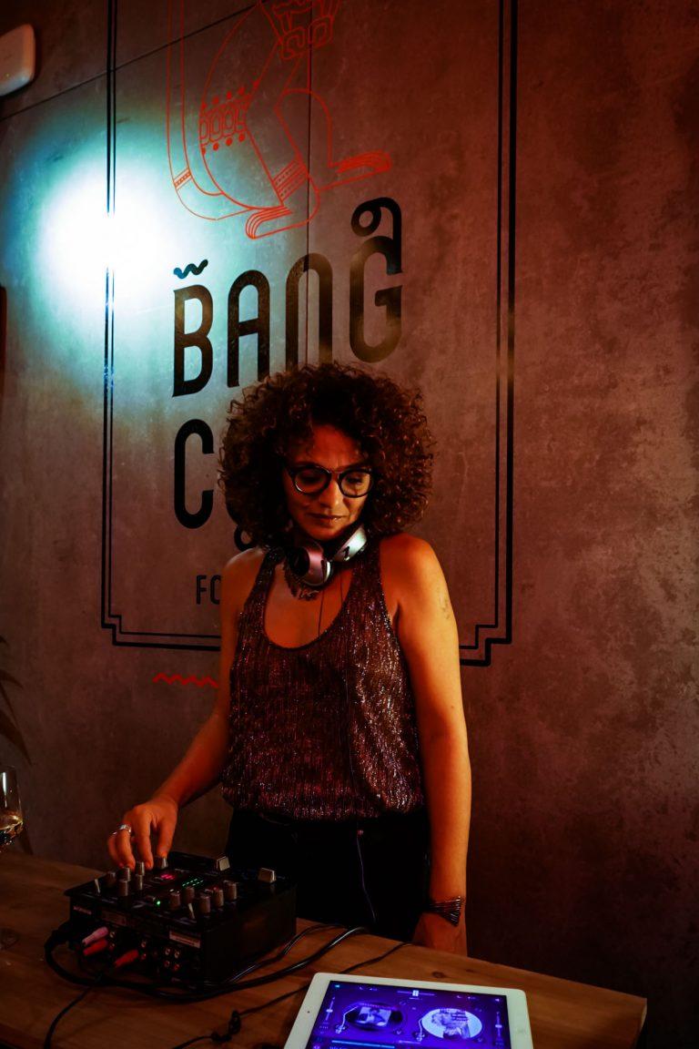 DJ Musica Restaurante Thai Bang Cook