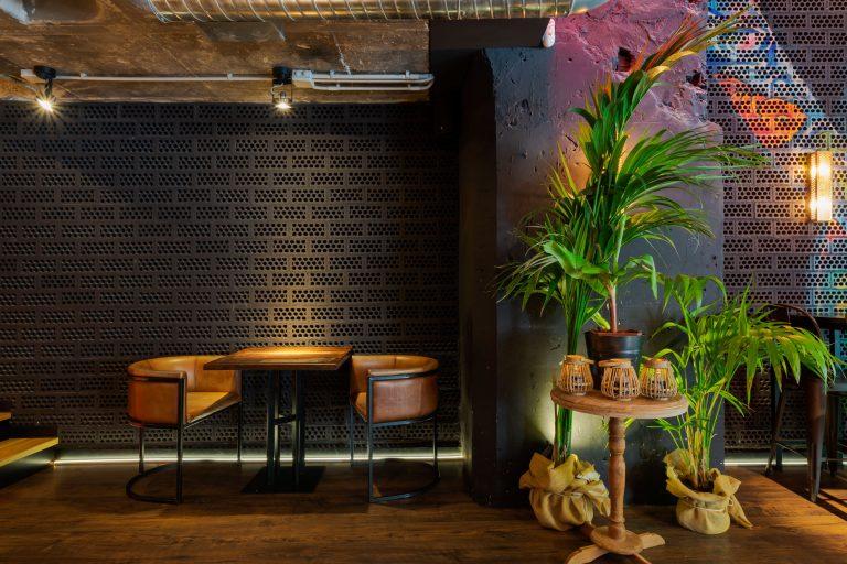 Interior Decoracion Restaurante Thai Bang Cook