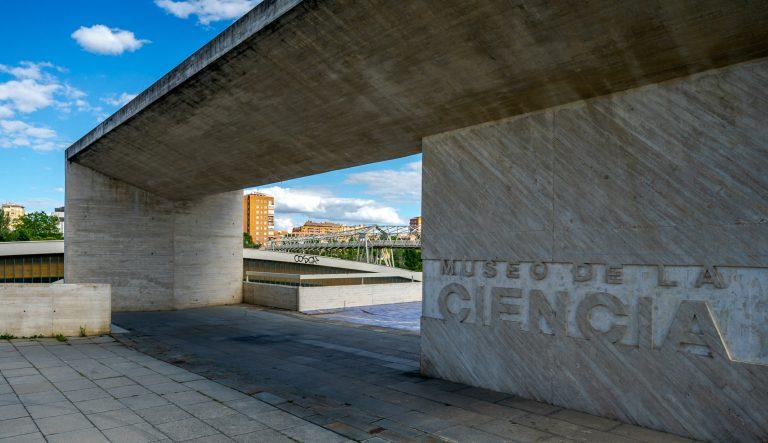 Cartel Museo Ciencia Valladolid