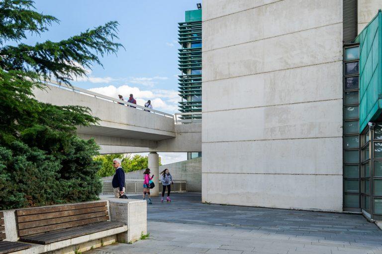 Museo Ciencia Valladolid Rafael Moneo