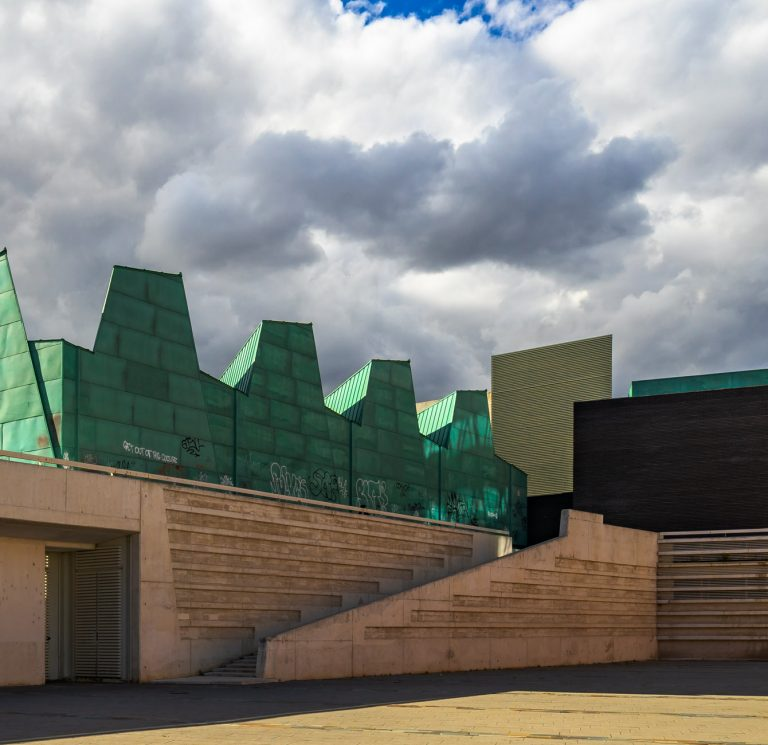 Museo Ciencia Valladolid Moneo Teresa