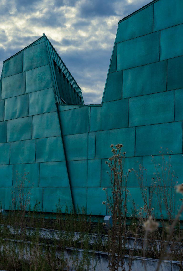 Detalle Museo Ciencia Valladolid Rafael Moneo Enrique Teresa