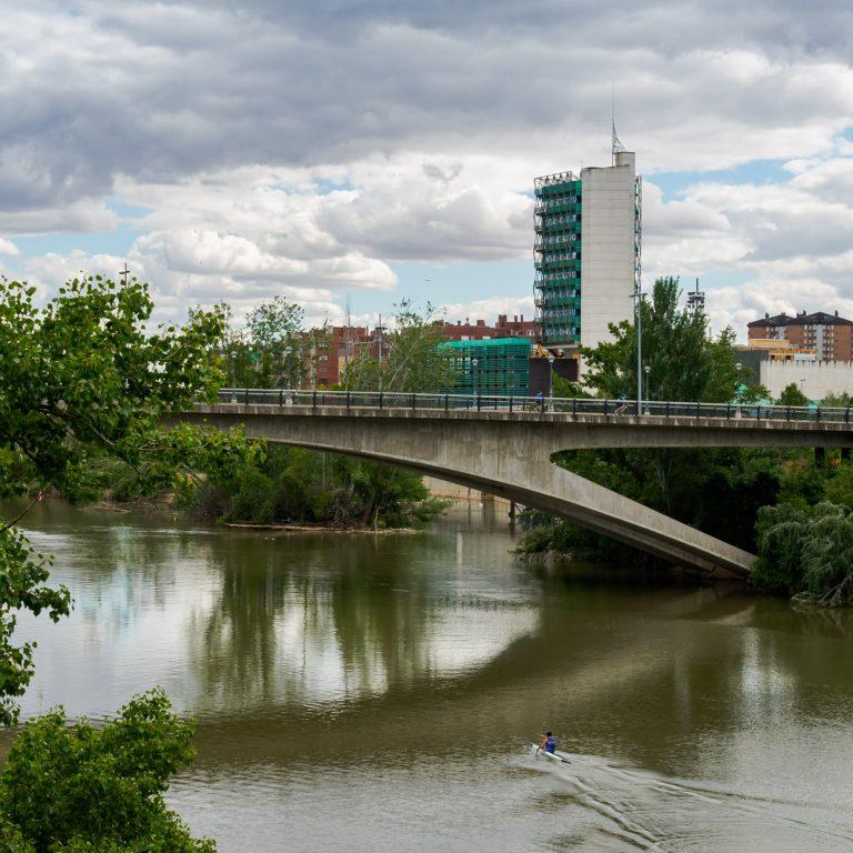 Museo Ciencia Valladolid Puente Rio Pisuerga