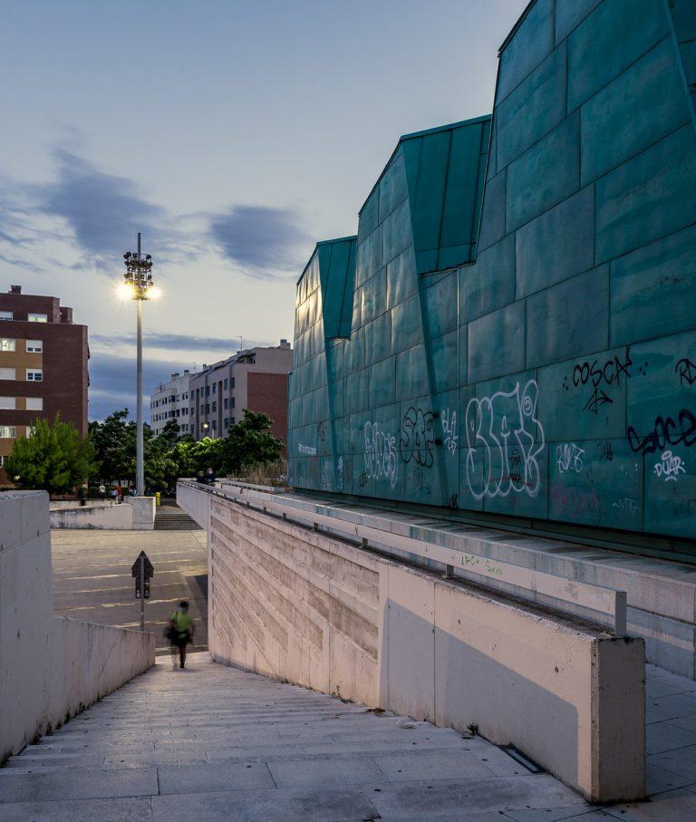 Museo Ciencia Valladolid Rafael Moneo Enrique Teresa