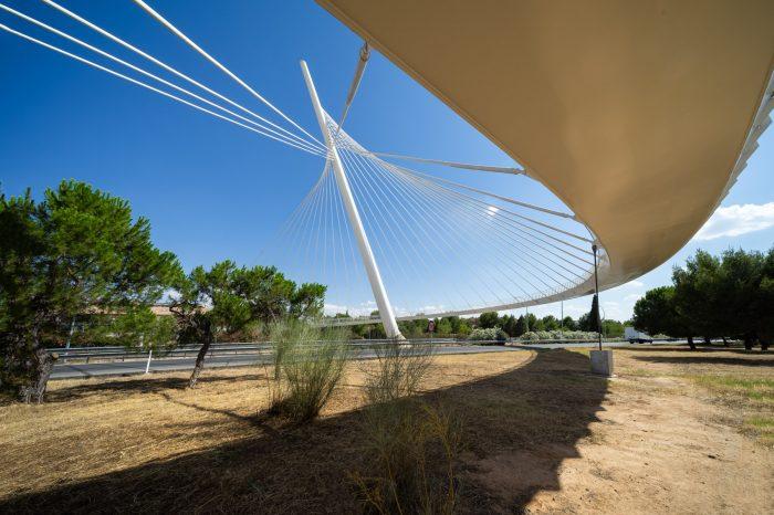 Puente N400 Toledo Arquitectura