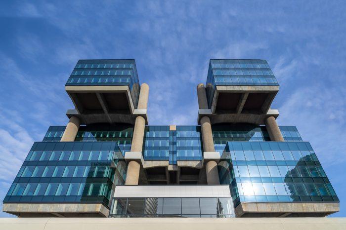 Edificio Los Cubos Madrid
