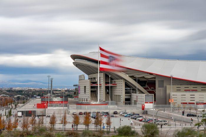 Estadio Wanda Metropolitano Atlético Madrid