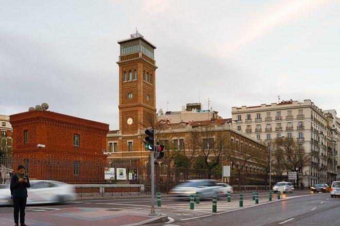 Exterior Casa Árabe Madrid