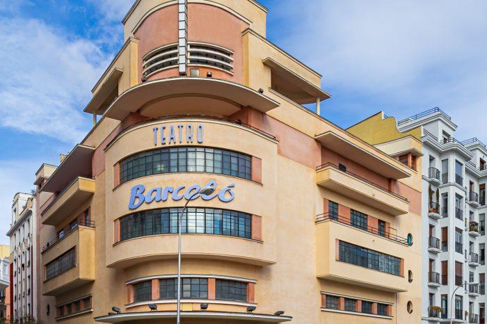 Exterior Cine Barcelo Madrid