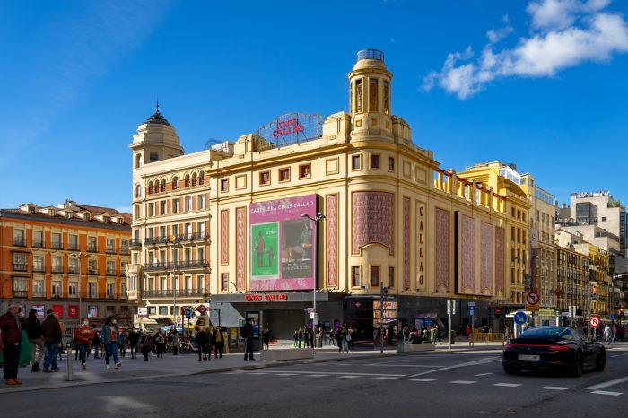 Cine Callao Madrid