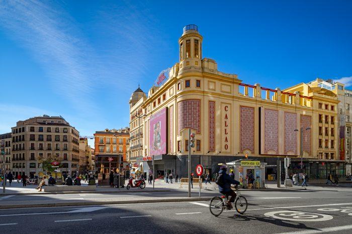 Cines Callao y Gran Via