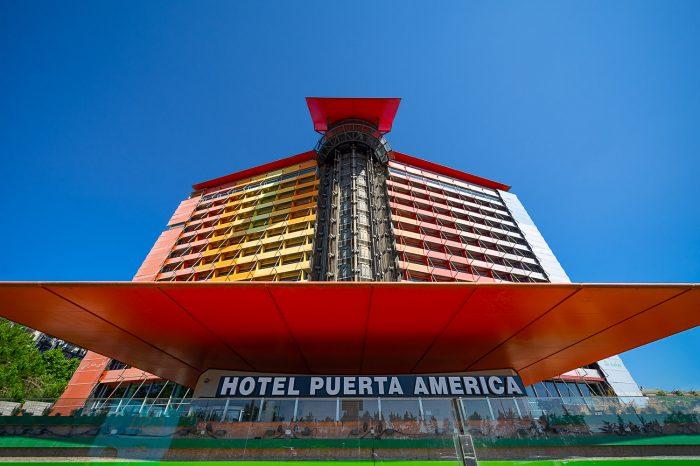 Hotel Puerta América Madrid